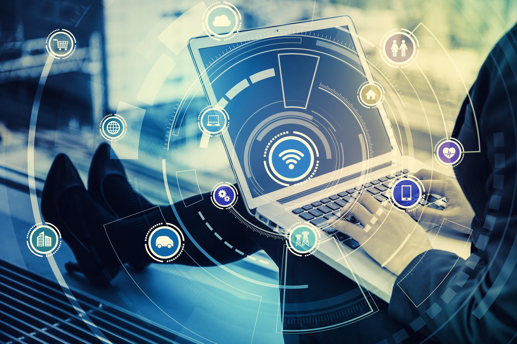 Wi-Fi6こと次世代の無線LAN規格IEEE802.11axをご紹介のアイキャッチイメージ