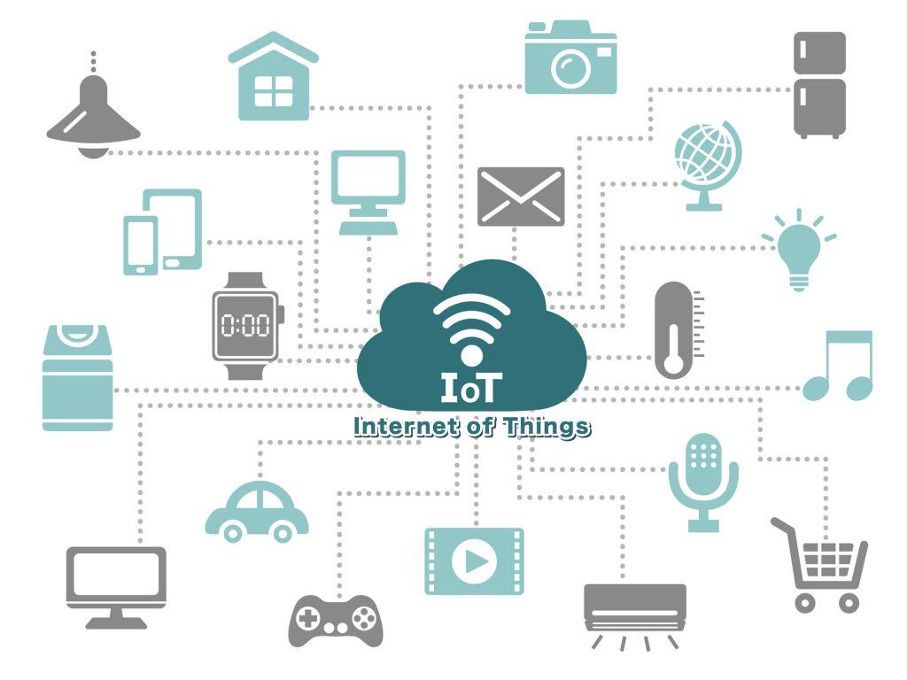【IoT時代の通信規格】省電力・遠距離ネットワークのLPWAとはのイメージ