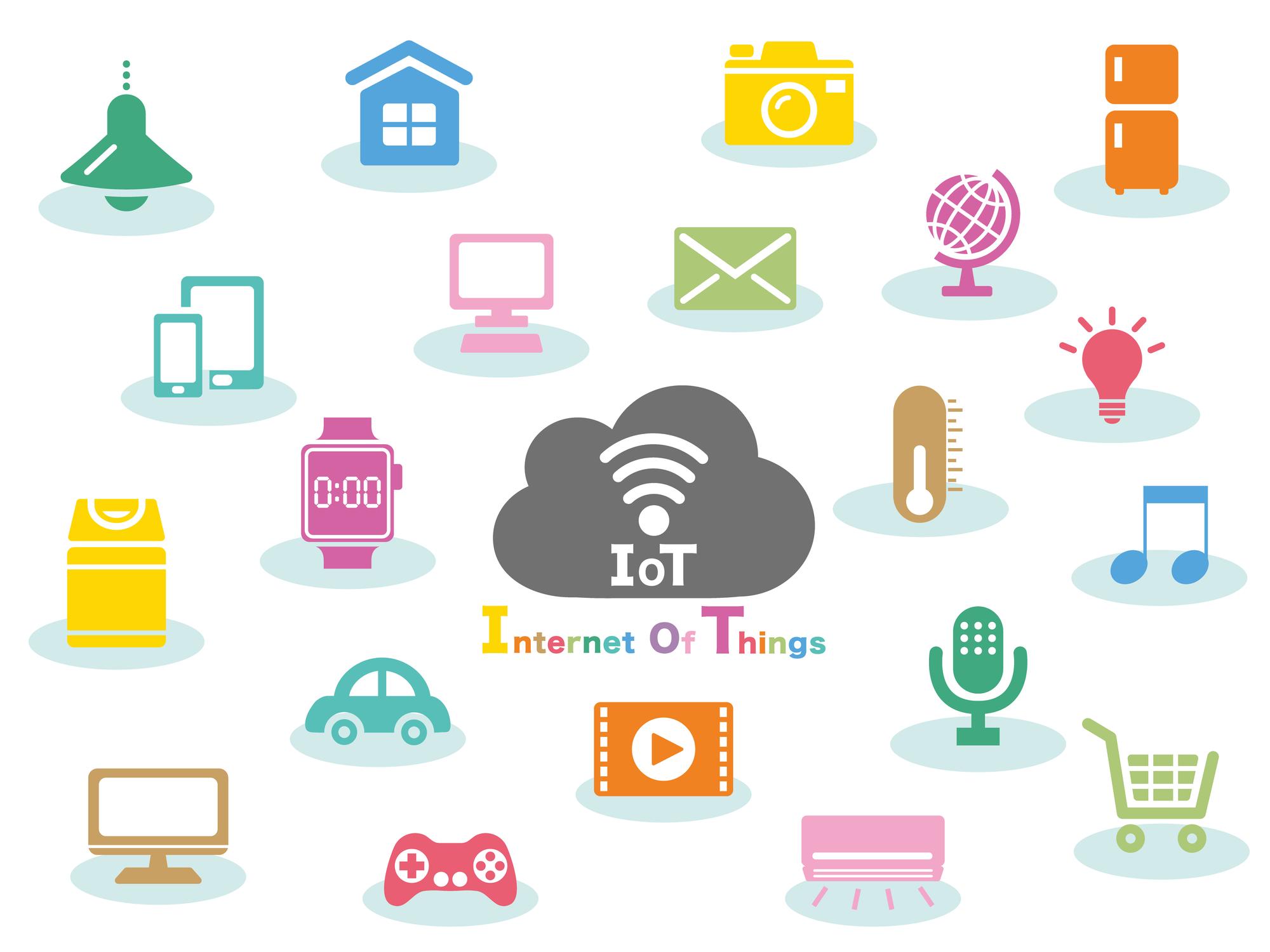 NB-IoTの特徴6選|NB-IoT以外のLPWAの種類6選など紹介