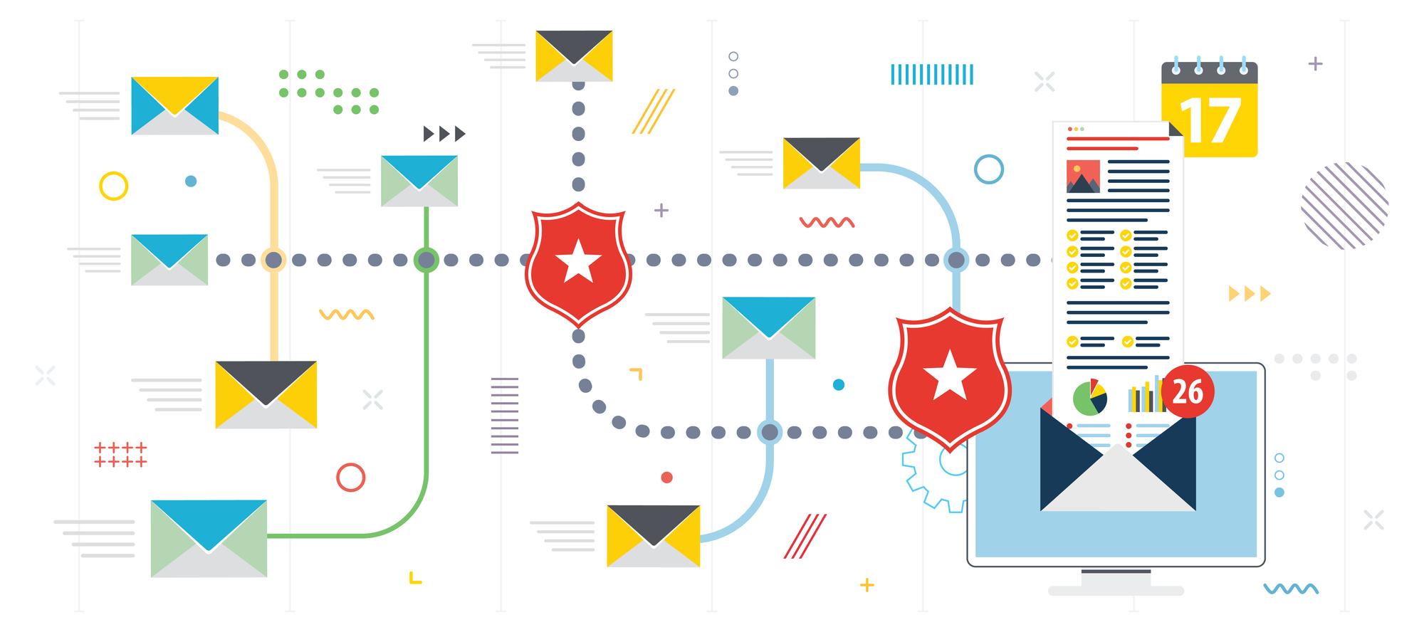メールのセキュリティ対策「S/MIME」とは?証明書の仕組みもご紹介のアイキャッチイメージ