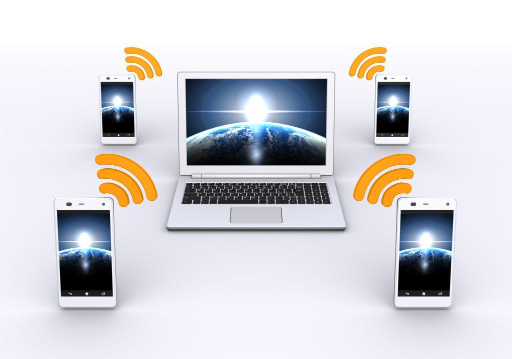 Wi-Fiでよく聞くMU-MIMOとは何か?MIMOとの違いも解説しますのイメージ