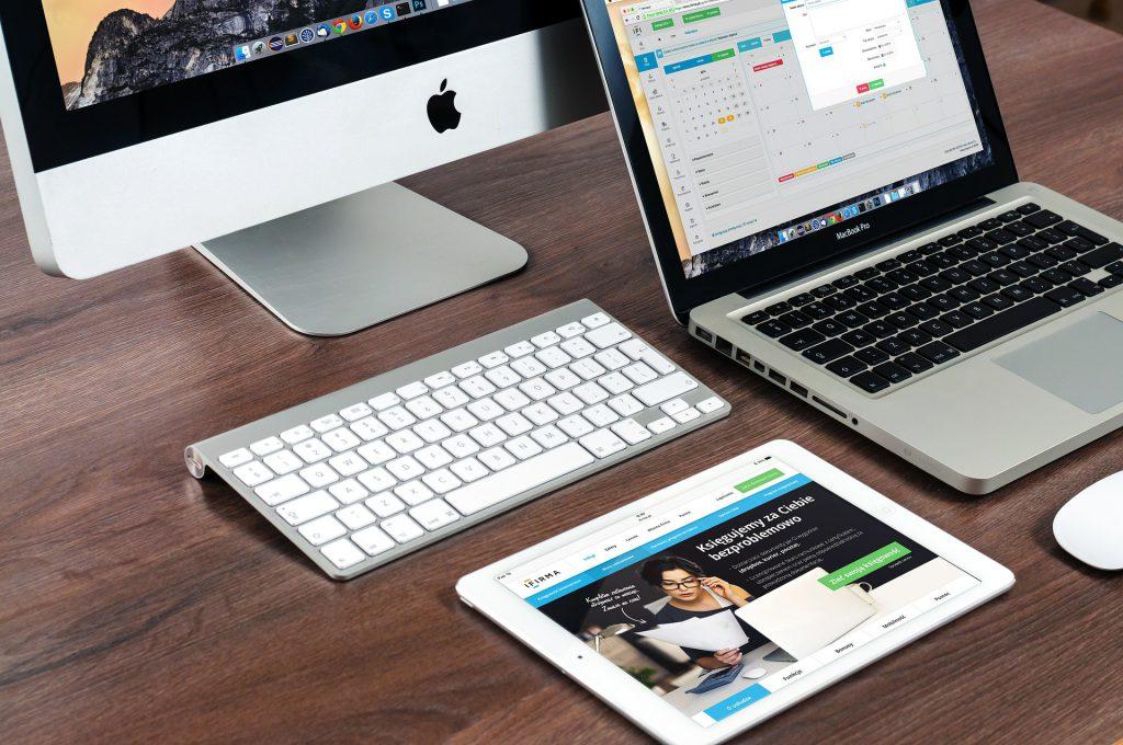 2019年iPadが大きく変わる。新しいiPadOS搭載、Macとの連携強化で2画面操作を実現などのイメージ