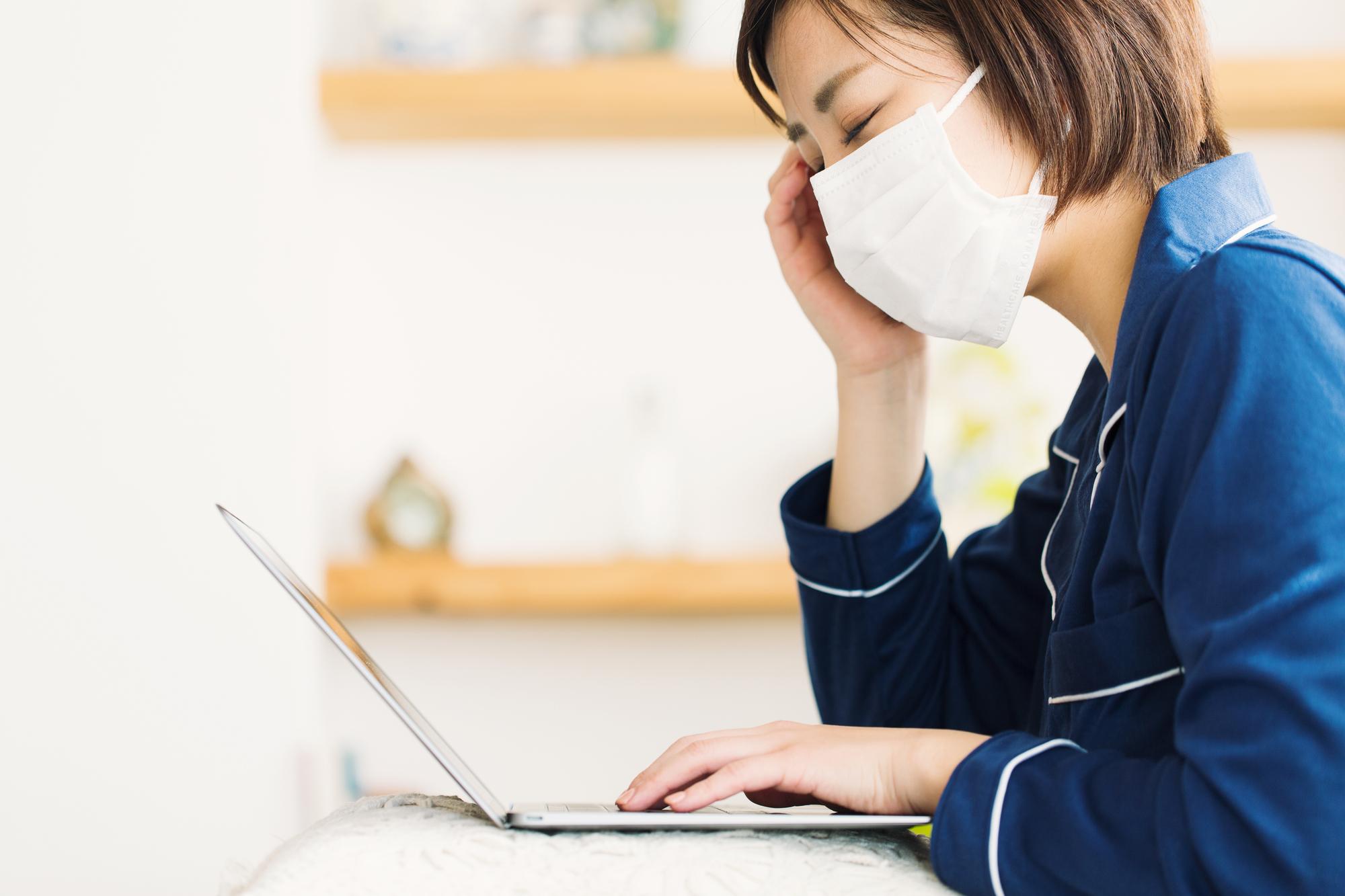 【エンジニアの悩み】パソコン作業で引き起こされる緊張型頭痛の改善方法のアイキャッチイメージ