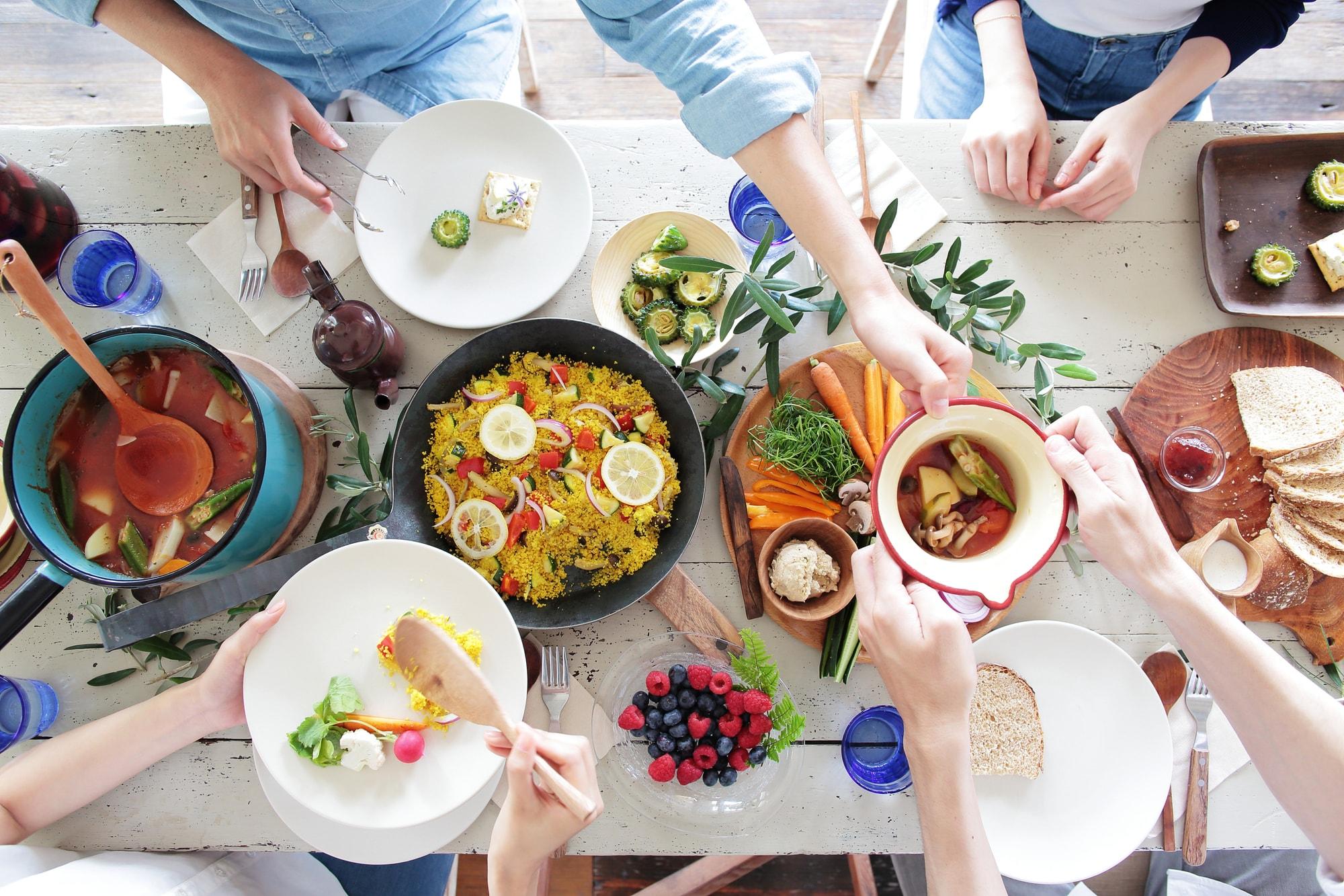 【健康は日々の食事から】食事の注意点と社食が豪華な企業をご紹介のアイキャッチイメージ