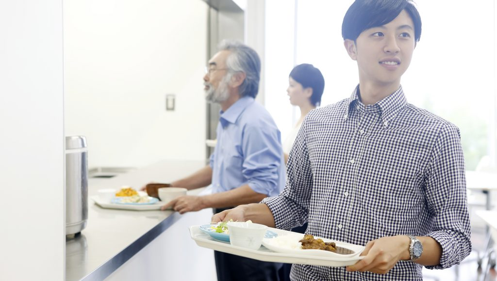 【健康は日々の食事から】食事の注意点と社食が豪華な企業をご紹介のイメージ