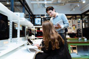 企業のサーバー環境