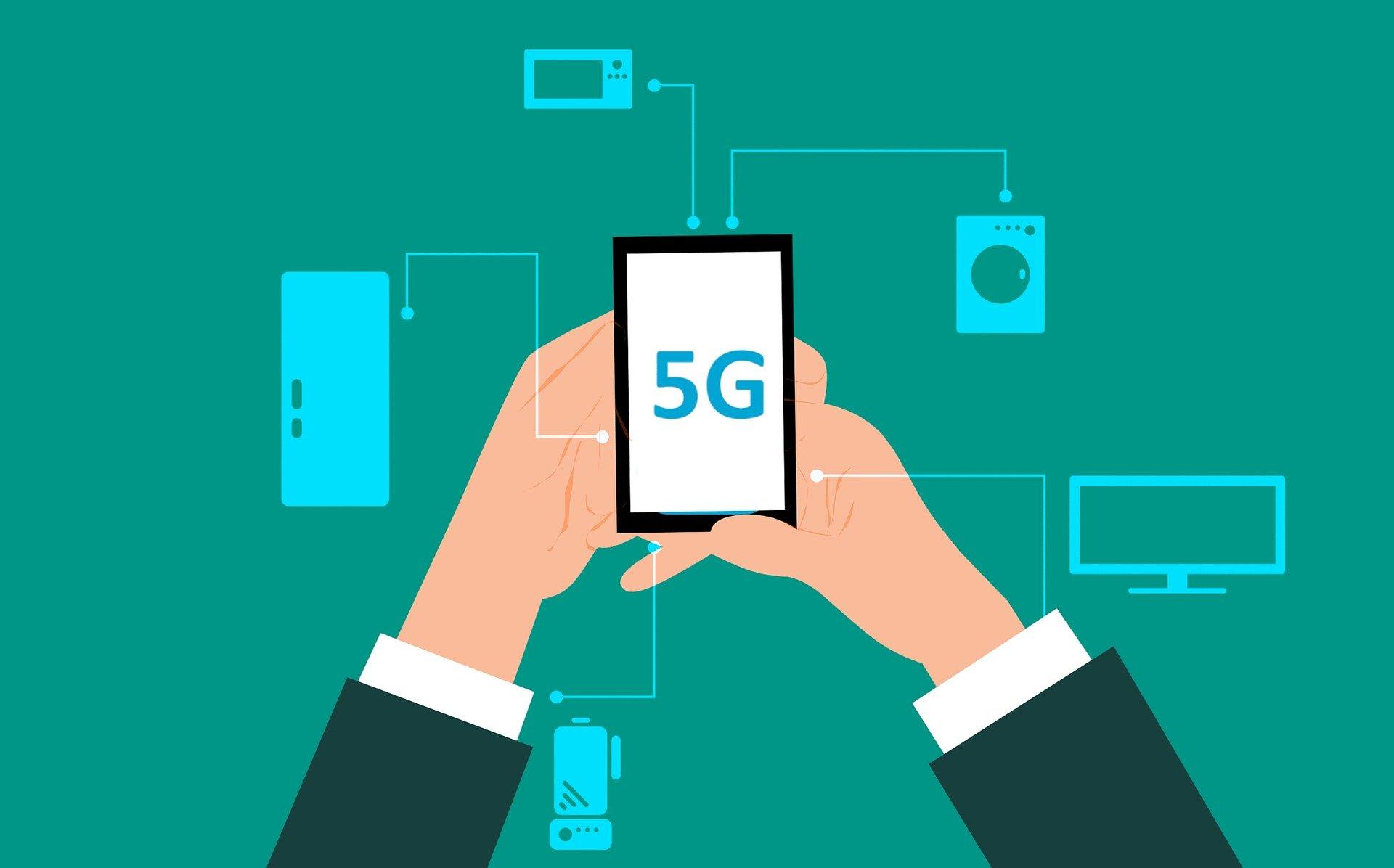 5Gの対応エリアは限定的?4Gとの違い4つとスマホ以外の活用用途を紹介のアイキャッチイメージ