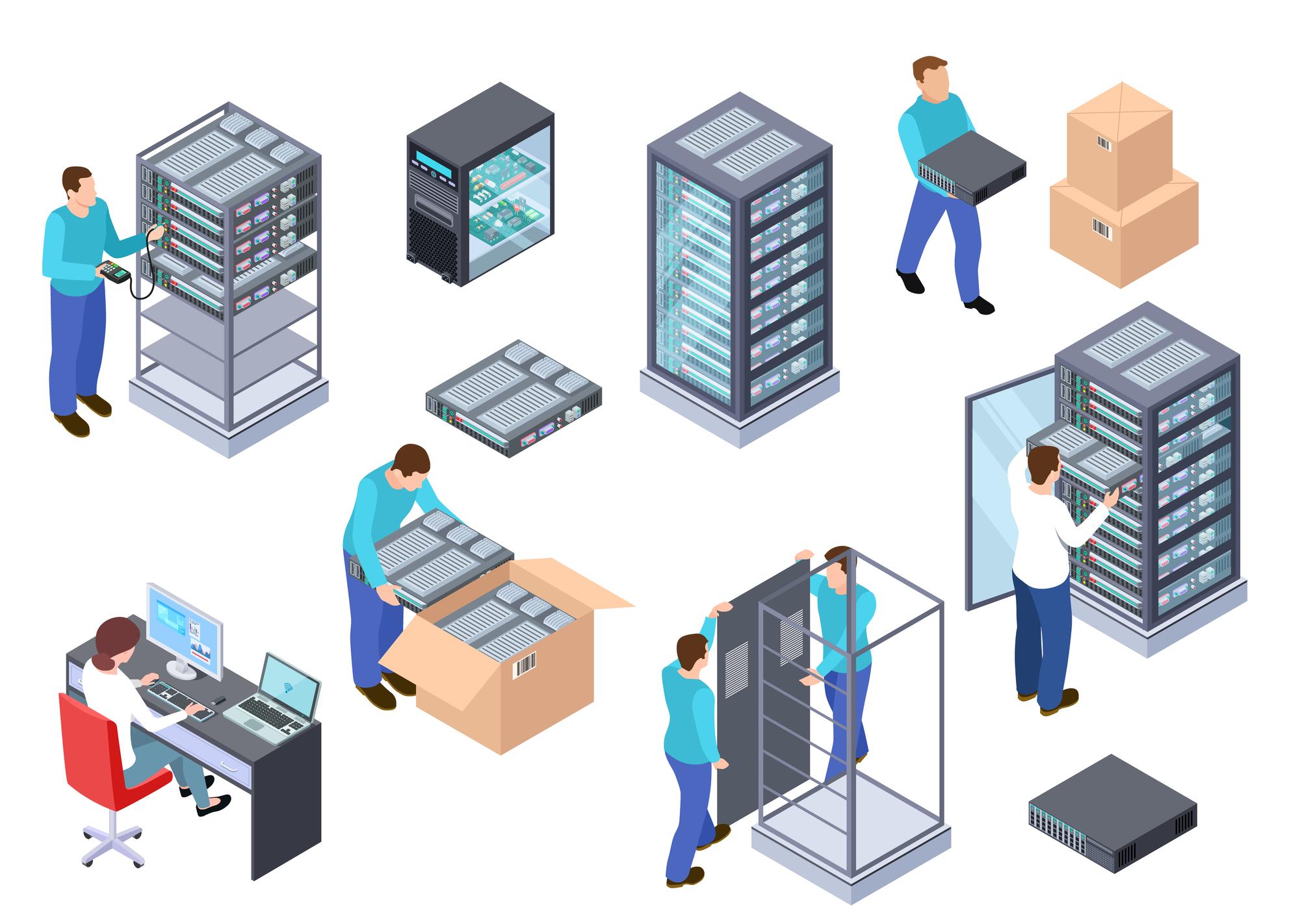 システム開発におけるテスト環境について解説!テストの流れ5ステップのアイキャッチイメージ