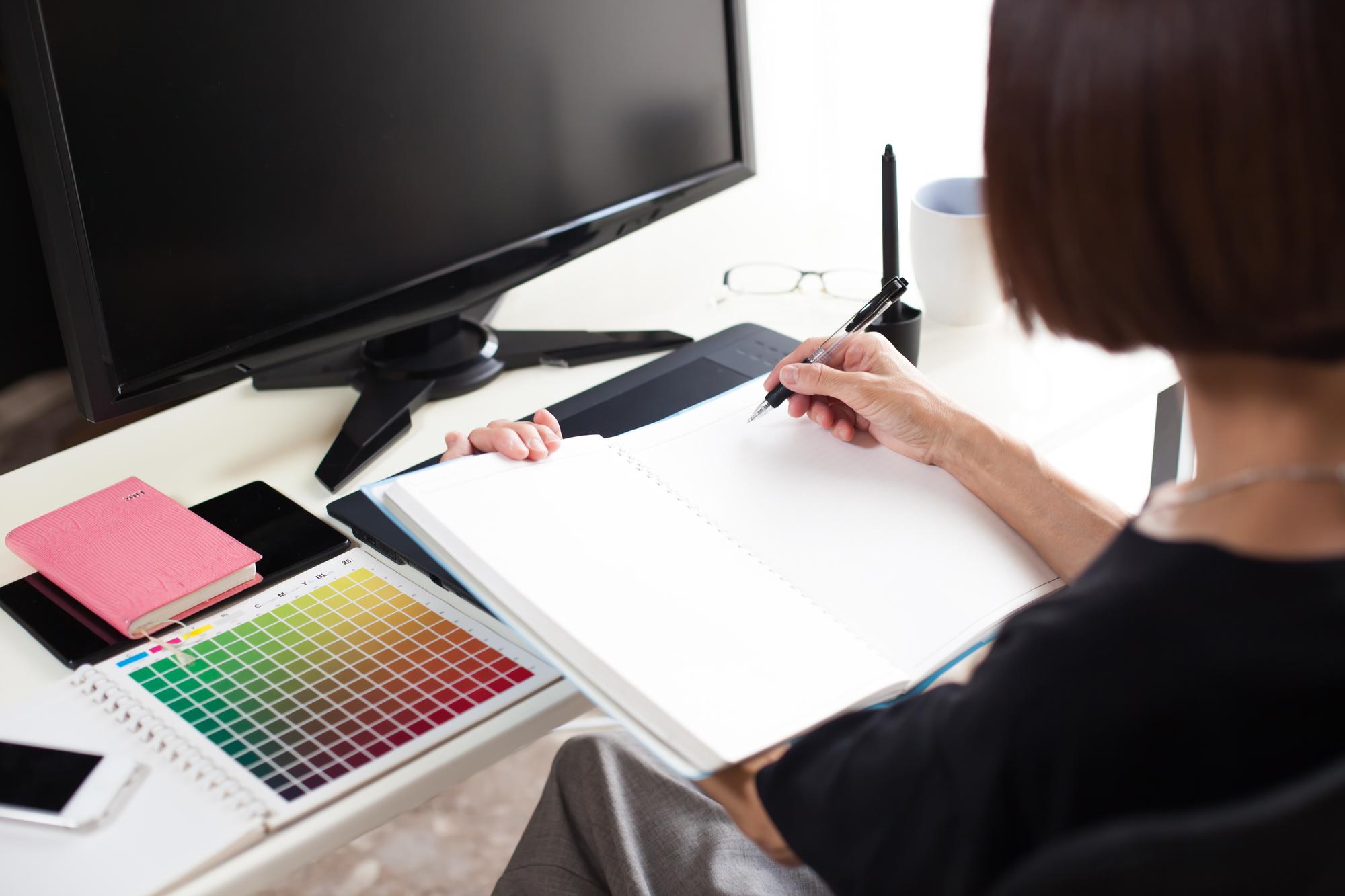 Illustrator(イラストレーター)は無料で使える!?代わりとなるソフトのご紹介イメージ画像