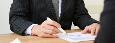 企業面談のポイント 簡潔な経歴書説明